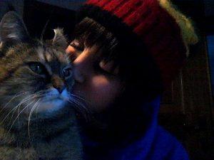 Katzenblog: Babsi & Fly