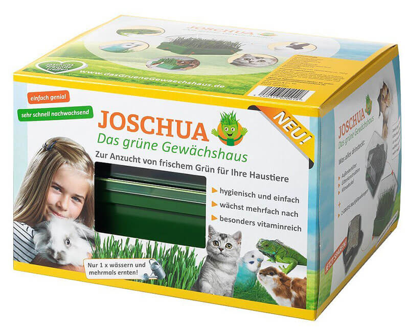 Joschua das grüne Gewächshaus