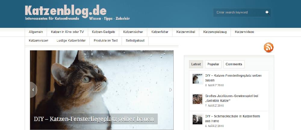 Katzenblog Deutschland