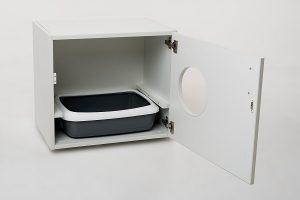 katzenklo schrank katzenschrank test 2018 katzenblog. Black Bedroom Furniture Sets. Home Design Ideas