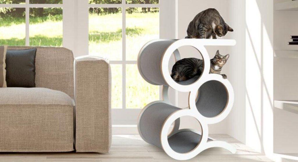 luxus design katzenmöbel