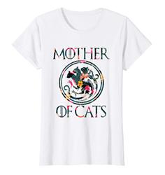 mother of cats geschenk