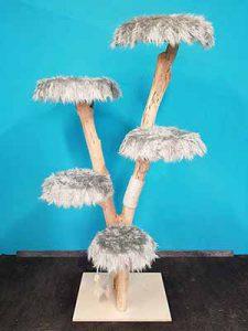 kratzbaum design naturholz