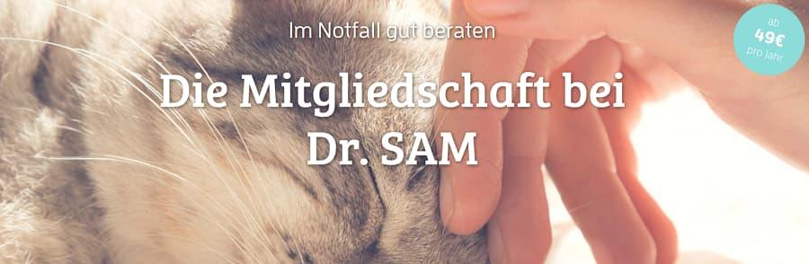 dr.sam mitgliedschaft