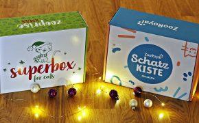 weihnachtsbox katzen test