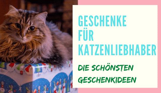 geschenke katzenliebhaber