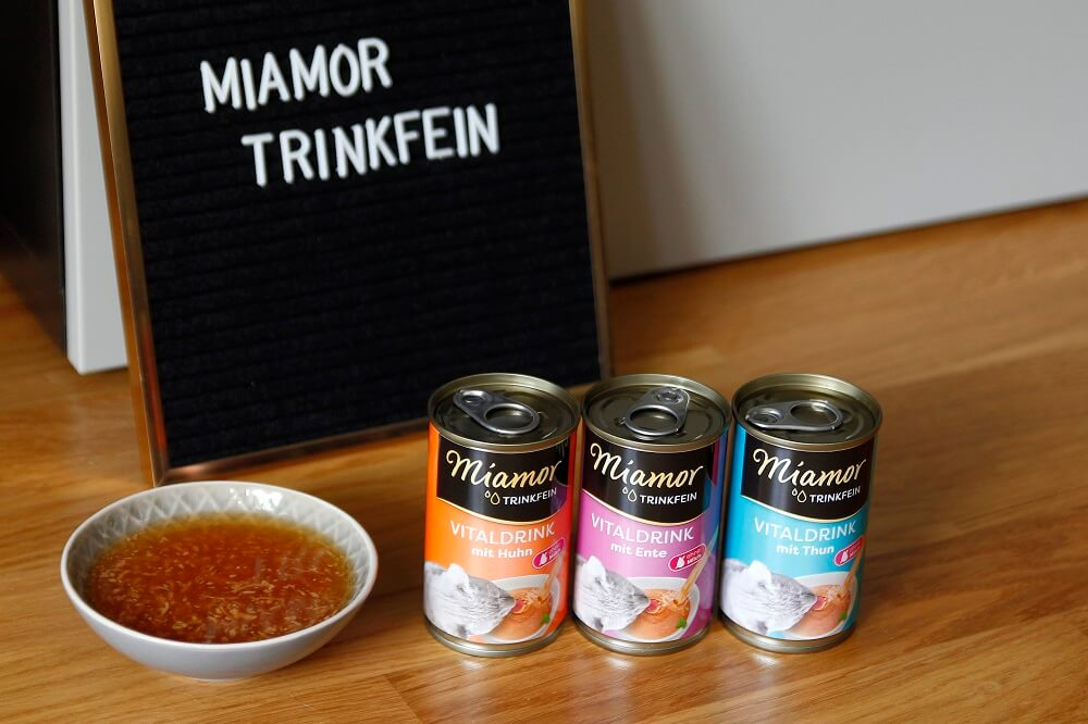 miamor trinkfein vitaldrink test