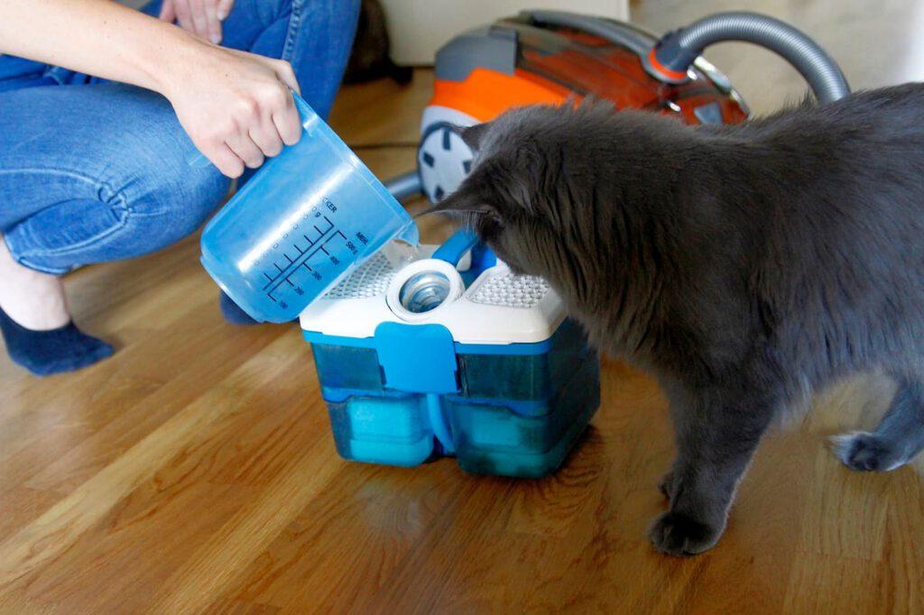 thomas aqua pet family filtersystem erfahrungen